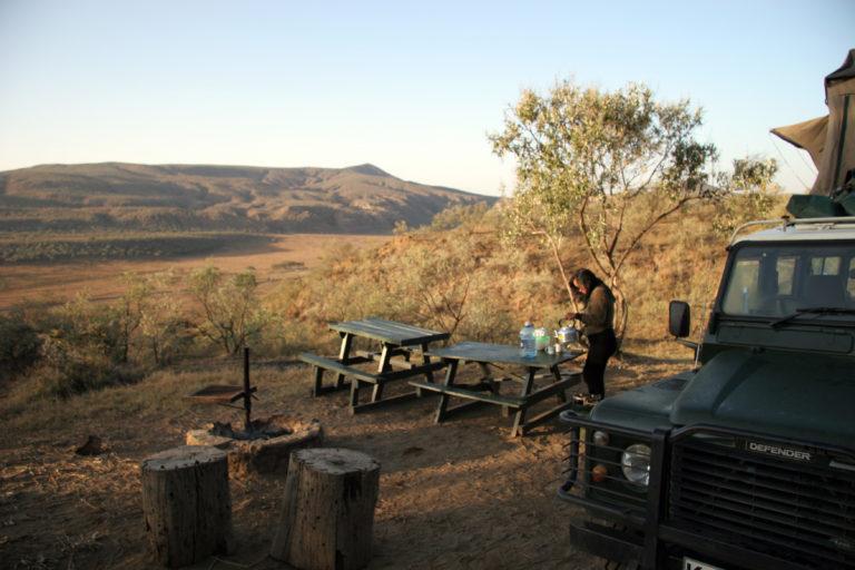 Hell's Gate Nat. park Kenya